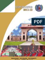 12 Information Brochure