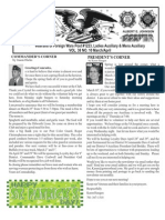 VFW Post 1223 2012 2nd Quarter Newsletter