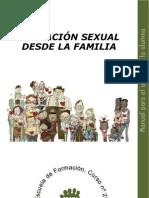 Educacion SEXUAL Desde La Familia. Material Para Alumno