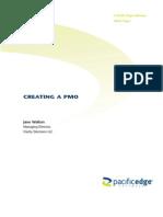 Creating a PMO WP