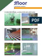 pavimentos continuos de resina Hardfloor - CATALOGO