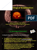 Mental Status Exam and Cranial Nerves