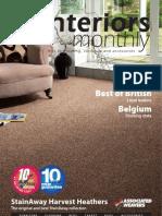 Interiors Monthly Magazine - March 2011-TV