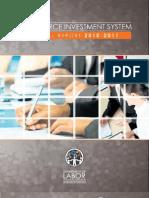 Pr Wia Annual Report 2010-11