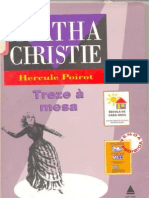 Agatha Christie - Treze À Mesa