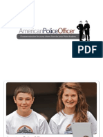 American Police Officer Overview
