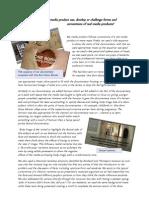 Evaluation Course Work q1 PDF
