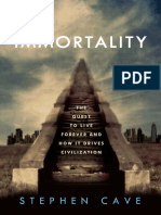 Immortality by Stephen Cave - Excerpt