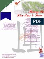 Thang Ba - Hoa Sua & Ban