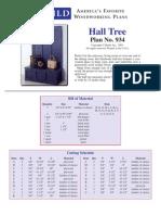 Hall Tree