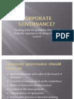Corporate Governance CH.1