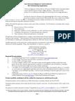 2012 AAEA Scholarship Application