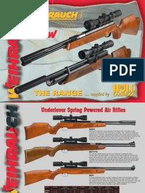 Weihrauch 07 Catalogue | Rifle | Telescopic Sight