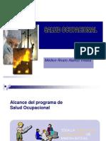 Salud Ocupacional Hir-neumoconiosis-Intoxicacion Por Plomo