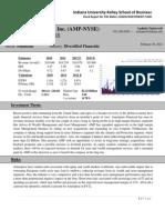 Ameriprise Financial Stock Pitch