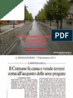 Regolamento Viario a Montesilvano 11-2011