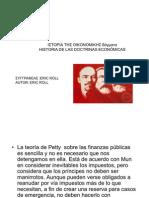 Historia de Las Doctrinas Economic As Eric Roll Griego Parte 80