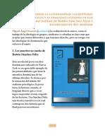 Narrar la cotidianidad, las rupturas ideológicas y la finalidad literaria en Los muertos no sueñan de Rubén Sánchez Féliz y Saturnario de Rey Andújar