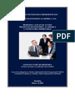Portafolio de Extensión Académica ITM (GoNaBe) 2012