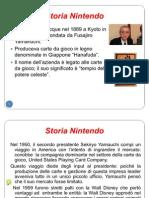 Economia Dell'Innovazione - Caso Di Studio - Nintendo