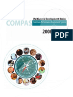Multilateral Development Banks' Common Performance Assessment System