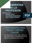Herramientas de Profesion Cesar