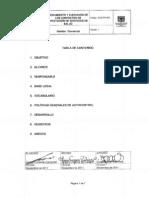 GCM-PR-005 Seguimiento y ejecucion de contratos