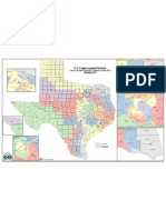 Court-Ordered TX Congressional Map (2/18)
