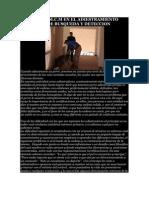 Teoria Del MCM EN EL ADIESTRAMIENTO DEL PERRO DE BUSQUEDA Y DETECCION (AUTOR ALDO CECCHI) CORDOBA -ARGENTINA