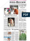 Vilas County News-Review, Feb. 29, 2012 - SECTION A