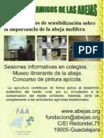 Folleto Fundacion Amigos de Las Abejas