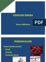 FISIOLOGI DARAH