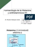 farmacologadelahistaminayantihistamnicosh1-090611205237-phpapp01