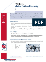 Bio Fuels Fact Sheet March 2012