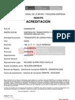 CONSTANCIA REMYPE TRANSMIDICAS