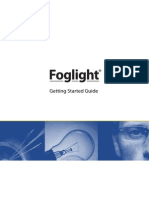 Foglight Gettingstarted