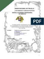 Articulo Para Conadeci Vii Chiclayo-unt 2011