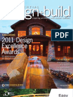 Residential Design + Build - July - August 2011