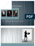 Henry James Three Ways