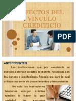 EfectosDelVinculoCrediticioRv