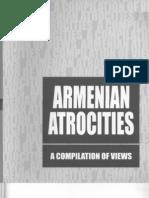 Armenian Atrocities a Compilation of Views