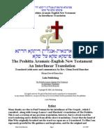 Aramaic-English Interlinear NT