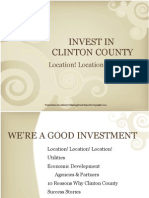 Invest in Clinton County