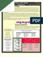 HLS Newsletter Feb 2012