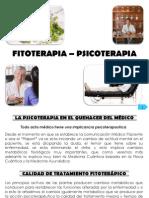 FITOTERAPIA - PSICOTERAPIA