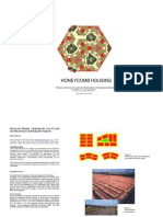 Honeycomb Housing - Reducing the Cost of Land and Infrastructure