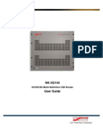 NK-3G144 User Guide