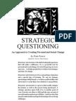 Strategic Questioning - Fran Peavey - vivian Hutchinson