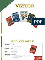 Profile Majalah Investor 2012