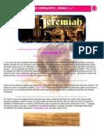 Puntos Sobresalientes - Jeremias 5 a 7
